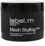 label.m Complete crema para dar definición al peinado fijación media