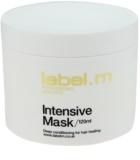 label.m Condition masca pentru regenerare
