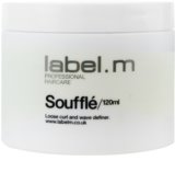 label.m Create soufflé para dar volumen y brillo