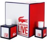 Lacoste Live Male zestaw upominkowy II.