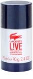 Lacoste Live Male deostick pro muže 75 ml