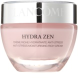 Lancôme Hydra Zen crema bogat hidratanta ten uscat