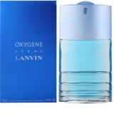Lanvin Oxygene Homme Eau de Toilette for Men 100 ml