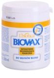 L'biotica Biovax Blond Hair maska regenerująca do włosów blond