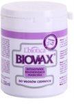 L'biotica Biovax Dark Hair intensywna maska do włosów nawilżające i nadające blask