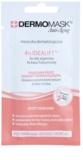 L'biotica DermoMask Anti-Aging mascarilla para restaurar la densidad de la piel 40+