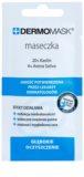 L'biotica DermoMask maseczka oczyszczająca do skóry z niedoskonałościami