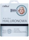 L'biotica Masks Hyaluronic Acid Moisturising and Smoothing Cloth Facial Mask