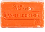 Le Chatelard 1802 Orange Cinnamon Săpun natural de lux francez
