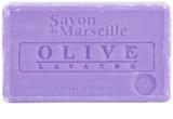 Le Chatelard 1802 Olive & Lavander luxusní francouzské přírodní mýdlo