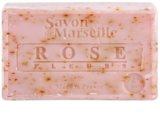 Le Chatelard 1802 Rose Petals luksusowe francuskie mydło naturalne