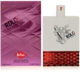 Lee Cooper RDLC For Women eau de toilette para mujer 100 ml