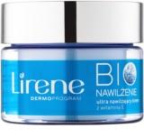 Lirene Bio Hydration intenzív hidratáló krém száraz és érzékeny bőrre