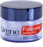 Lirene Folacyna 50+ nočna lifting krema za učvrstitev kože