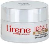 Lirene Idéale Mezofirm 55+ krem przeciw głębokim zmarszczkom SPF 15