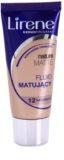 Lirene Nature Matte maquillaje fluido matificante  con efecto de larga duración