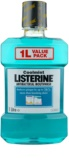 Listerine Cool Mint bain de bouche pour une haleine fraîche