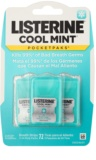 Listerine Cool Mint Refreshing Strips Anti-Halitosis