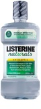 Listerine Naturals Herbal Mint Antiseptisches Mundwasser
