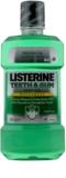 Listerine Teeth & Gum Defence elixir bucal contra a placa bacteriana e para ter uma gengivas saudáveis