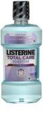 Listerine Total Care Sensitive elixir para a proteção completa dos dentes sensíveis