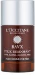 L'Occitane Bavx tuhý deodorant bez alkoholu