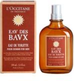 L'Occitane Eav des Baux тоалетна вода за мъже 100 мл.