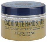 L'Occitane Karité Peeling für die Hände