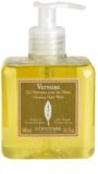 L'Occitane Verveine oczyszczające mydło do rąk w płynie