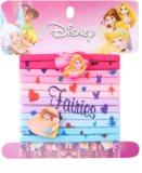 Lora Beauty Disney Princess Hair Elastics In Heart Shape