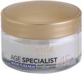 L'Oréal Paris Age Specialist 45+ crema de noche antiarrugas