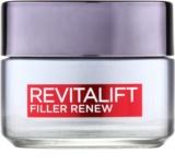 L'Oréal Paris Revitalift Filler Renew crema anti-rid cu acid hialuronic