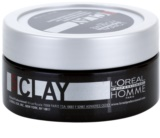 L'Oréal Professionnel Homme Styling modellierende Paste starke Fixierung