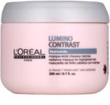 L'Oréal Professionnel Série Expert Lumino Contrast відновлююча маска для мелірованого волосся