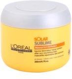 L'Oréal Professionnel Série Expert Solar Sublime hranilna maska za lase izpostavljene soncu