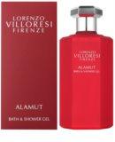 Lorenzo Villoresi Alamut gel de duche unissexo 250 ml