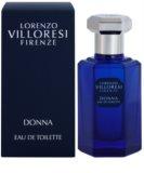 Lorenzo Villoresi Donna toaletna voda uniseks 100 ml