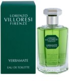 Lorenzo Villoresi Yerbamate Eau de Toilette unissexo 100 ml