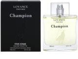 Lovance Champion Pour Homme Eau de Toilette para homens 100 ml