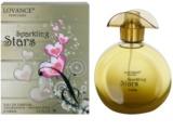 Lovance Sparkling Stars Eau de Parfum para mulheres 100 ml