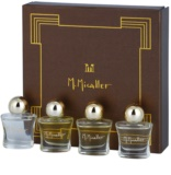 M. Micallef Mini подаръчен комплект I. Akowa + Emir + Pure + Ananda Dolce