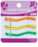 Magnum Hair Fashion різнокольорові заколки- хлопушки для волосся у формі хвилі