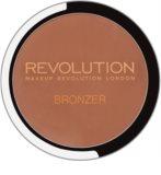 Makeup Revolution Bronzer bronzer so zrkadielkom a aplikátorom