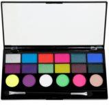 Makeup Revolution Colour Chaos Eye Shadow Palette