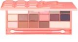 Makeup Revolution I ♥ Makeup Chocolate and Peaches paleta očních stínů