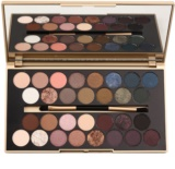 Makeup Revolution Fortune Favours the Brave paleta očných tieňov so zrkadielkom a aplikátorom