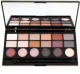 Makeup Revolution Girls On Film paleta de sombras de ojos