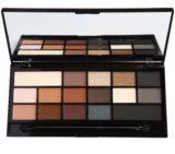 Makeup Revolution I ♥ Makeup Black Velvet szemhéjfesték paletták