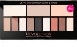 Makeup Revolution Ultra Eye Contour paleta para contorno de ojos
