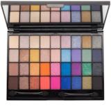 Makeup Revolution I ♥ Makeup Makeup Geek Palette mit Lidschatten inkl. Spiegel und Pinsel